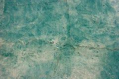 Stuc vert Photo stock