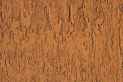 Stucco. Brown stucco pattern for designs and backgrounds Royalty Free Stock Photo