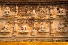 Stucco antico Immagine Stock