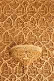 Stucco artwork Stock Images