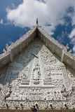 Stucco of the Buddha Royalty Free Stock Photography