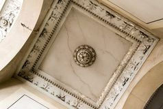 Stucco ceiling Stock Photos