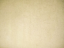 Stucco color of beige Royalty Free Stock Photography
