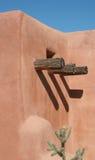 Stucco e cactus Fotografia Stock Libera da Diritti