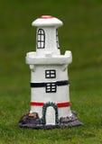 Stucco lighthouse Stock Photos