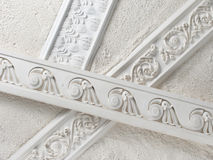 Stucco moulding Stock Photography