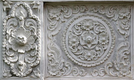 Stucco sculpture Royalty Free Stock Images