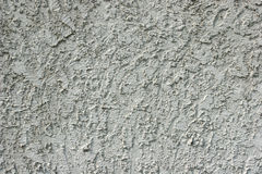 Stucco Texture 006. Closeup of gray stucco wall Royalty Free Stock Photography