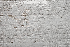Stucco wall texture. Large concrete wall texture for background Stock Images