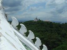 Stuck [Palast auf Mt ] Lizenzfreies Stockfoto