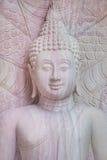 Stuckaturen av buddha bild 1 Arkivbilder