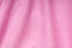 Stuckit rosa tyg Royaltyfria Bilder