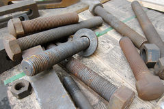 Stud bolt Royalty Free Stock Images