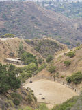 Stud Farm in Hollywood Hills Royalty Free Stock Image