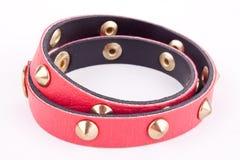 Studded bracelet Royalty Free Stock Photos