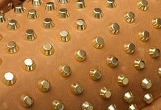 Studded Leather Stock Photos