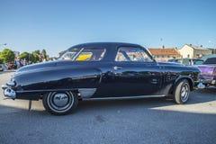 1949年Studebaker冠军Hardtop 免版税图库摄影