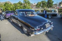 1949年Studebaker冠军Hardtop 库存照片