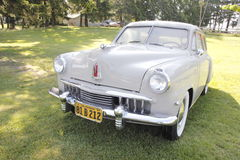 1947 Studebaker. An antique, fully restored 1947 Studebaker Commander Royalty Free Stock Photography