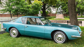 1962 Studebaker Avanti Royalty-vrije Stock Afbeeldingen