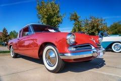 1953 Studebaker-Bevelhebber Coupe Royalty-vrije Stock Foto