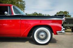 1956 Studebaker-Bevelhebber Sedan Classic Car Stock Foto's