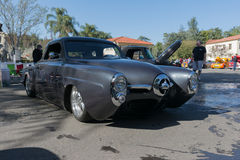 Studebaker Champion on display Royalty Free Stock Images