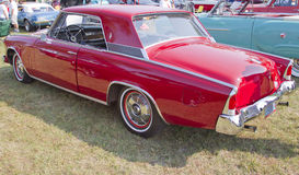 1964年Studebaker GT好战侧视图 库存照片