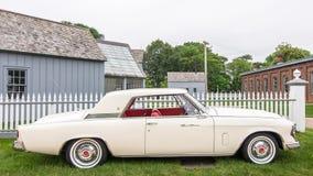 1962年Studebaker GT好战 免版税库存图片