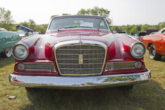 1964 Studebaker GT Hawk Front Low View Stock Fotografie