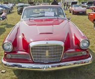 1964 Studebaker GT Hawk Front View Royalty-vrije Stock Foto's