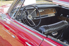 1964 Studebaker GT Hawk Interior Royalty-vrije Stock Foto's