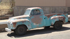 Studebaker Pickup. An old Studebaker pickup from the fifties Royalty Free Stock Image