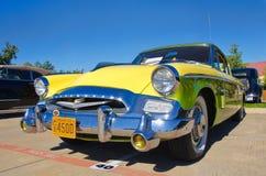 Studebaker 1955总统年Speedster 免版税库存照片
