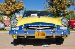 Studebaker 1955总统年Speedster 免版税图库摄影