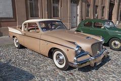 Studebaker srebra jastrząb (1958) Obraz Royalty Free