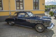 1948 Studebaker Starlight Wodzowski Coupe Fotografia Stock