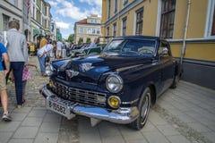 1948 Studebaker Starlight Wodzowski Coupe Obrazy Royalty Free