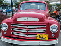 Studebaker truck front end Royalty Free Stock Photo