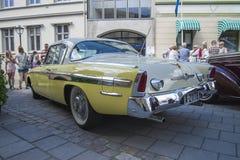 1955 Studebaker-Voorzitterscoupé Stock Fotografie