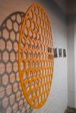 Studenccy sztuka kawałki na pokazie przy Milwaukee Obraz Stock