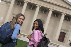 studenci Fotografia Royalty Free