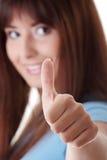 studencka nastoletnia kobieta obrazy stock
