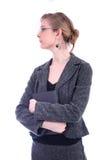 studencki gospodarczej itp prawnika nauczyciela kobieta Obraz Royalty Free