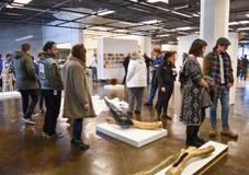 Studencki sztuki przedstawienie przy Milwaukee Obrazy Royalty Free