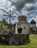 Studenica Kloster, Serbien Lizenzfreie Stockfotografie
