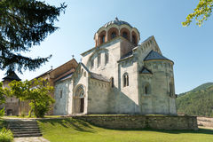 Studenica Monastery In Serbia Royalty Free Stock Images