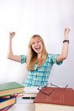 Student . Royalty Free Stock Photography