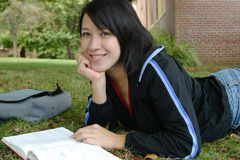 Student Lizenzfreie Stockfotos