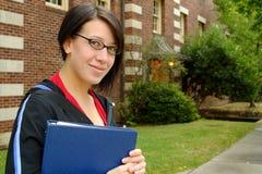 Student royalty-vrije stock afbeeldingen